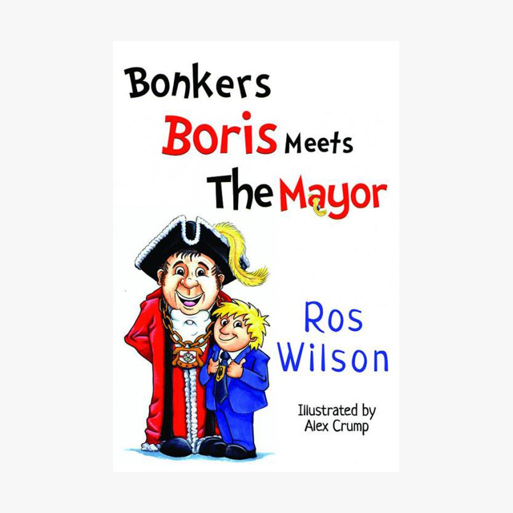 Bonkers Boris cover