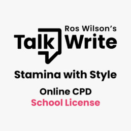 Stamina with Style School License