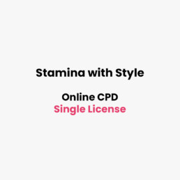 Stamina with Style Single