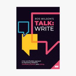 TalkWrite book cover